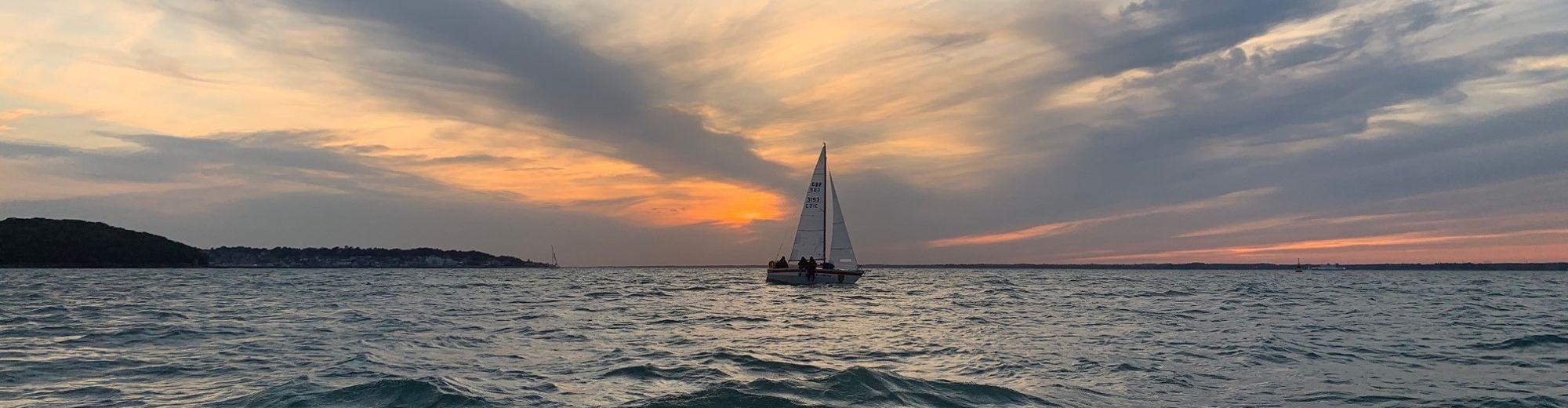 Sailing Sept 20